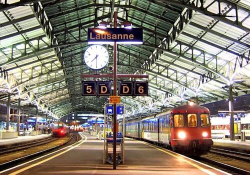Lausanne – Sous-Gare