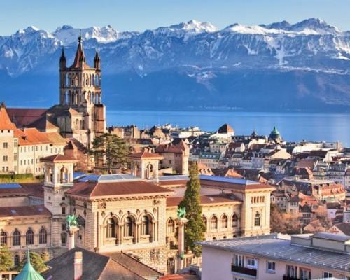Lausanne – Riponne